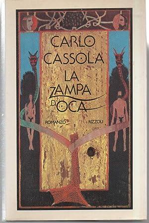 LA ZAMPA D'OCA: Cassola, Carlo