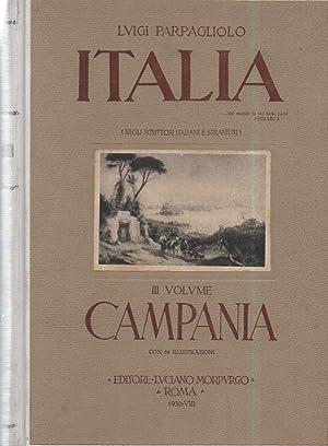 ITALIA (Negli scrittori italiani e stranieri) -: Parpagliolo, Luigi