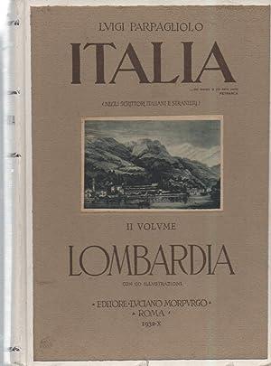 ITALIA - Negli scrittori italiani e stranieri: Parpagliolo, Luigi