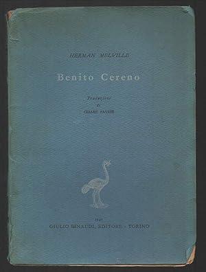 BENITO CERENO: Melville, Herman