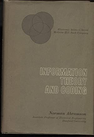 Information Theory And Coding By Norman Abramson Pdf
