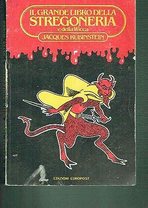 Il Grande Libro Della Stregoneria E Della Wicca: Jacques Rubinstein