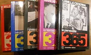 5 volumi. Collana 365 un anno di. Diretta dalla scrittrice Milena Milani.