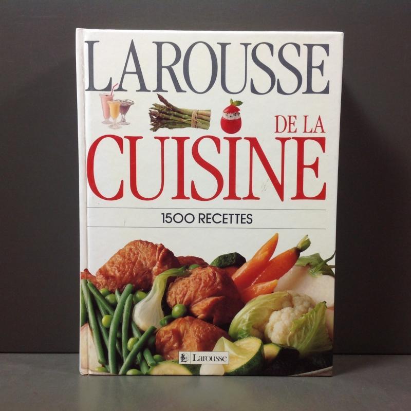 Larousse de la cuisine 1500 recettes by torrontegui anna sommet danielle larousse hardcover - Dictionnaire de cuisine larousse ...