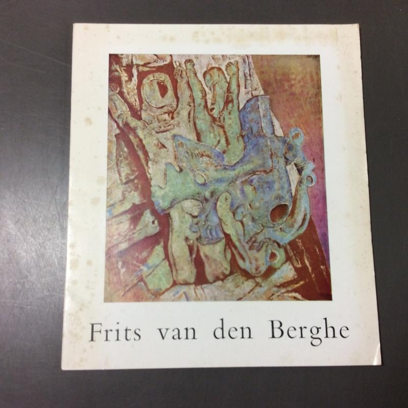 Frits Van Den Berghe - AbeBooks
