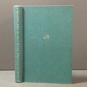 Weerklank op het werk van Jan Romein: Pos H.J. -