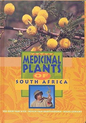 Medicinal plants of South Africa: Van Wyk Ben