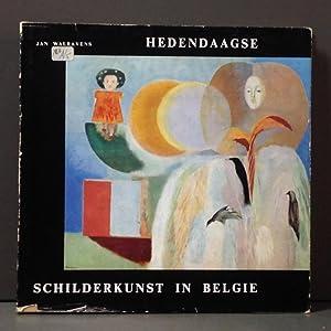 Hedendaagse schilderkunst in België: Walravens Jan