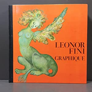 Leonor Fini, Graphique: Jean Paul Guibbert