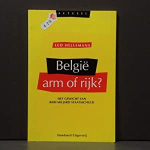 België arm of rijk?: Leo Hellemans