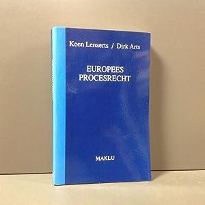 Europees procesrecht: Lenaerts Koen -