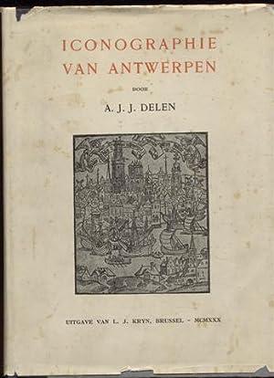 Iconographie van Antwerpen: Delen A.J.J.