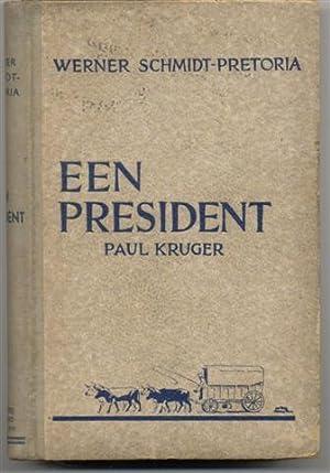 Een president (De roman van Paul Krüger)