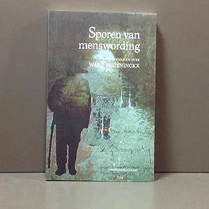 Sporen van menswording: teksten van en over: Bruyninckx Ward