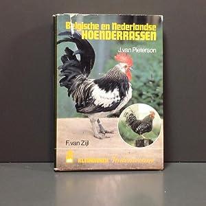 Belgische en Nederlandse Hoenderrassen: J. Van Pieterson