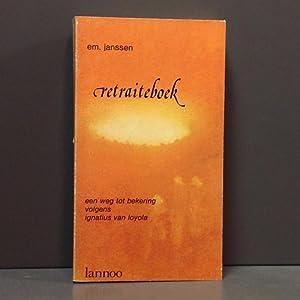 Retraiteboek: een weg tot bekering volgens Ignatius: Jansen Em.
