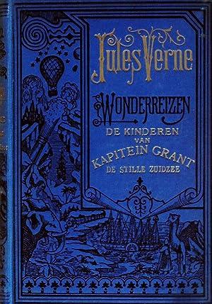 De kinderen van kapitein Grant, De Stille: Verne Jules
