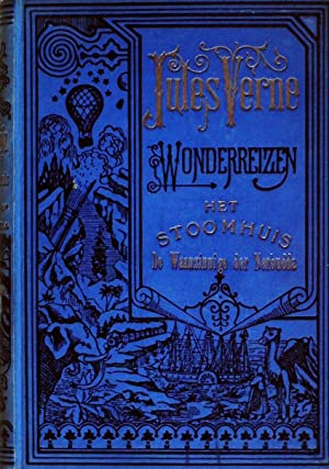 Het stoomhuis, De waanzinnige der Nerbuddah: Verne Jules