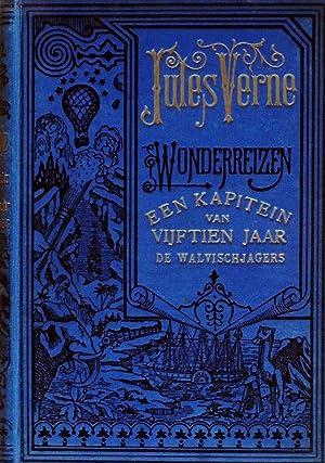 Een kapitein van vijftien jaar, De walvisjagers: Verne Jules
