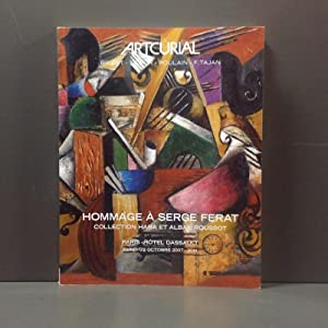 Hommage à Serge Ferat - Collection Haba: N / A