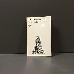 Maria Lécina: J.W.F. Werumeus Buning