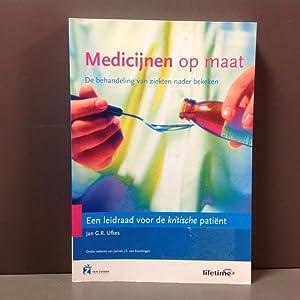 Medicijnen op maat: Ufkes Jan G.R.