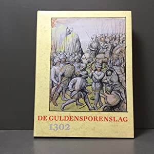 1302, feiten en mythen van de guldensporenslag: van Caenegem Raoul
