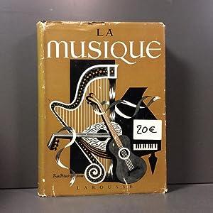 La musique des origines à nos jours: Dufourcq Norbert