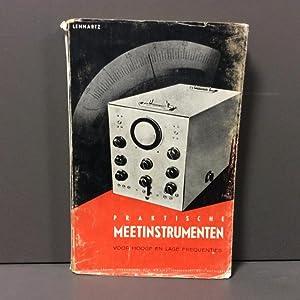 Praktische meetinstrumenten voor hooge en lage fequenties: Lennartz