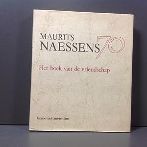 Maurits Naessens 70: Het boek van de: Liebaers Herman -