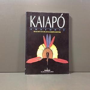 Kaiapo Amazonie, De kunst van de lichaamsornamentiek: Verswijver Gustaaf