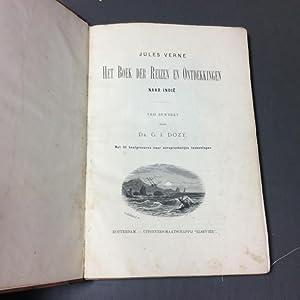 Het boek der reizen en ontdekkingen: naar: Verne Jules, vrij