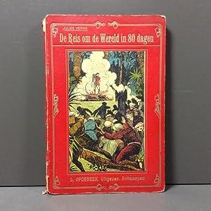 De reis om de wereld in 80: Verne Jules