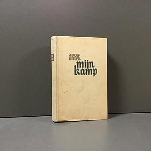 Mijn Kamp, Twee deelen in één band-Onverkorte: Adolf Hitler