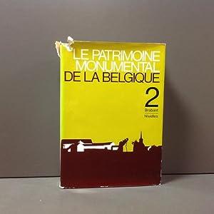 La patrimoine monumental de la Belgique. Volume: N / A
