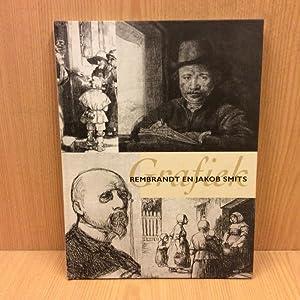 Grafiek van Rembrandt en Jakob Smits: Tentoonstelling - catalogi