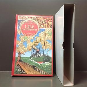 L\' île mystérieuse illustré: Verne Jules