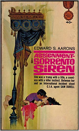 Assignment: Sorrento Siren (Sam Durell, No. 17): Edward S. Aarons