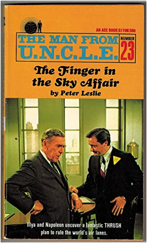 The Finger in the Sky Affair (The: Peter Leslie