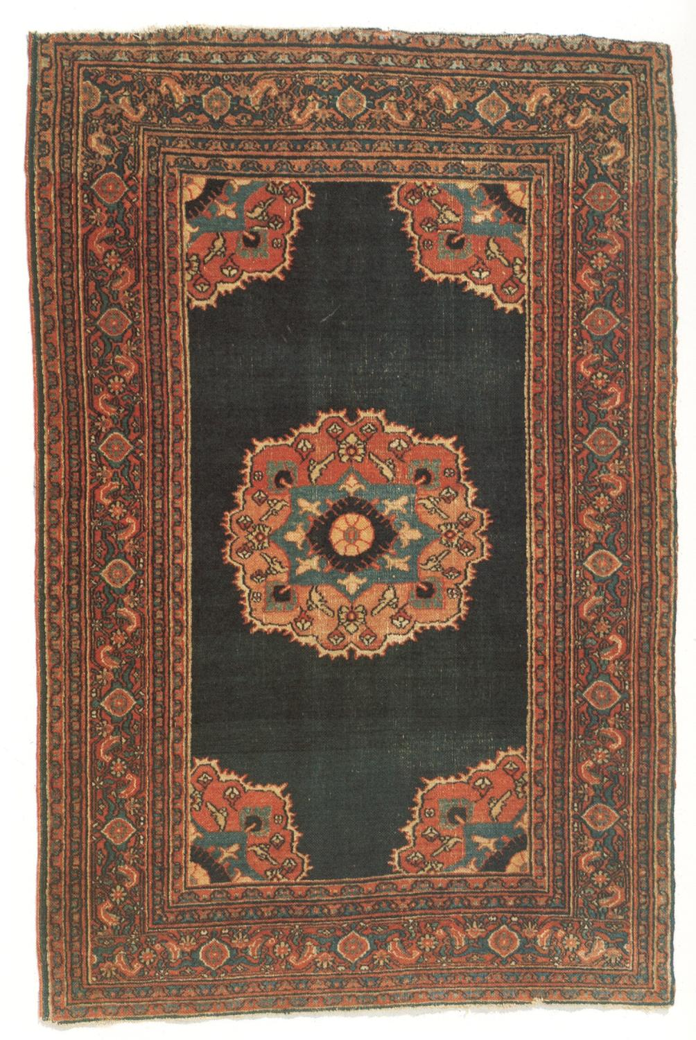 1977 Dictionary Of Oriental Rugs With A Monograph On Identification By Weave