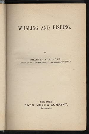 Whaling and Fishing (1877)