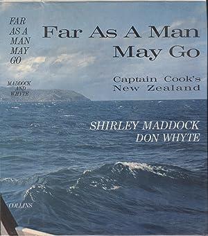 Far As A Man May Go: Captain: Shirley Maddock; Don