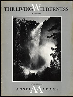 The Living Wilderness. Special Issue: Ansel Adams.: Ansel Adams