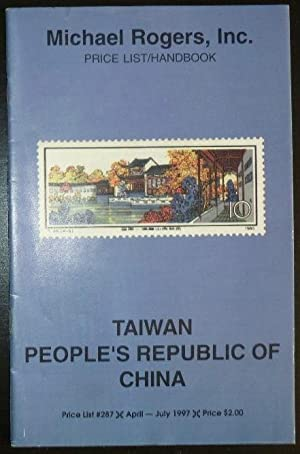 Michael Rogers Inc. Price List/Handbook Taiwan: People's: Michael Rogers Inc.