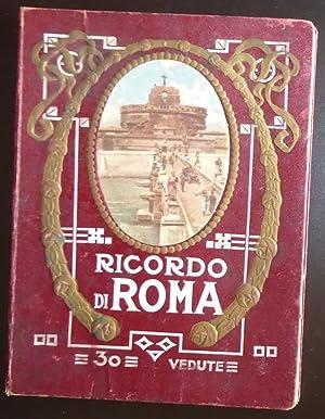 Ricordo di Roma Parte Seconda 30 Vedute: Edizioni A. Scrocchi