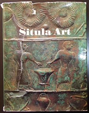 Situla Art: Ceremonial Bronzes of Ancient Europe: Kastelic, Joze