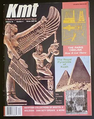 KMT Magazine: A Modern Journal of Ancient: Forbes, Dennis C.,