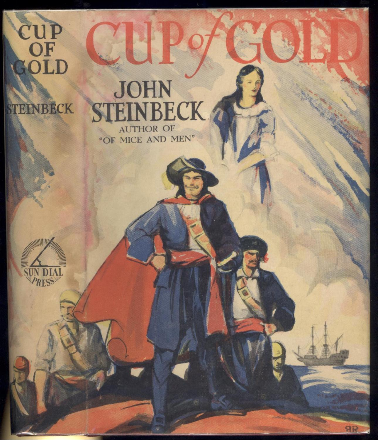 Cup of Gold John Steinbeck