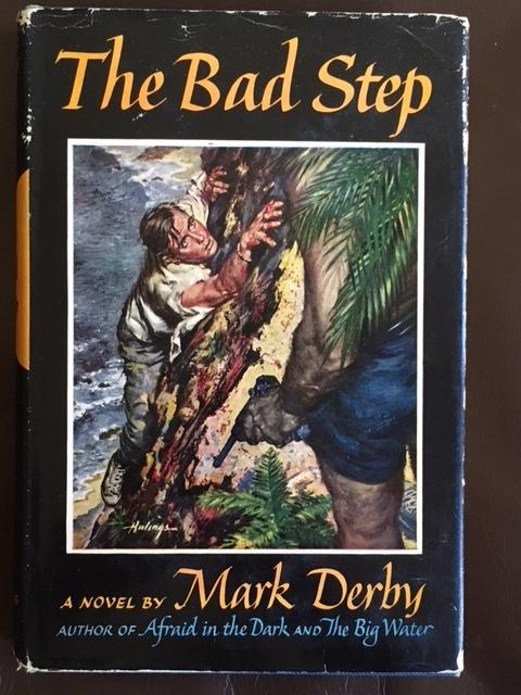 Resultado de imagen para the bad step book mark derby
