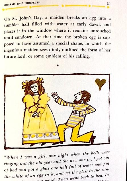 The Folklore of Love and Courtship: The